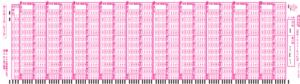 マークシートKSアンケートシリーズ003表面