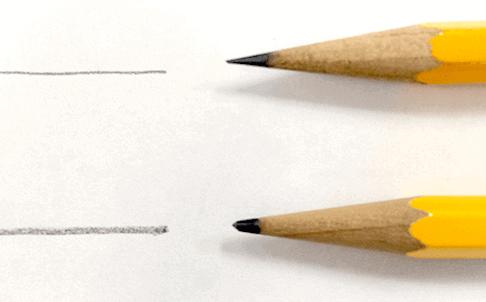 受験生-Q&A-最適な鉛筆-芯先の比較