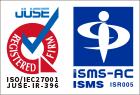 ISO27001認証取得