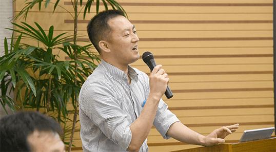 大学FD学習会2019_2限目の様子(篠田 雅人 先生)