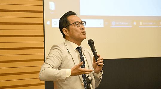 大学FD学習会2019_2限目の様子(秦 敬治 先生)