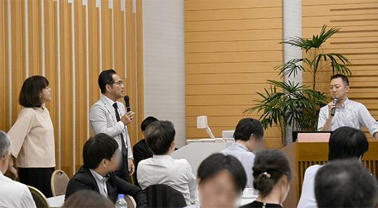 大学FD学習会2019_講師を交えて意見交換会